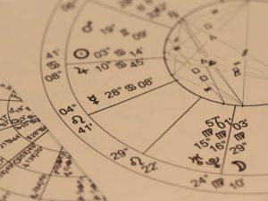 astrología y joyas