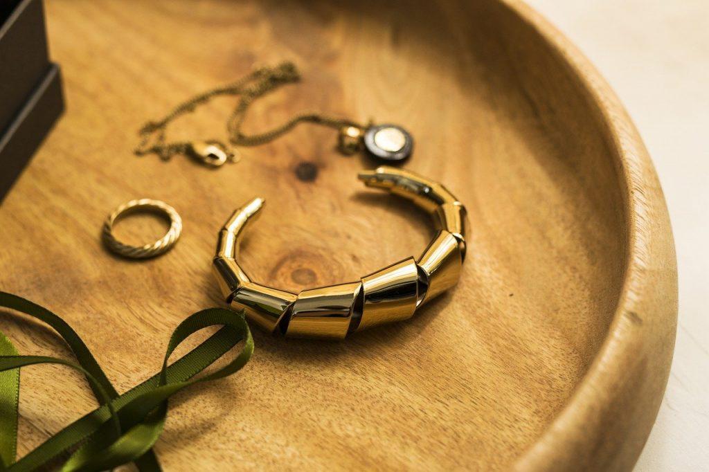 jewellery, gold, luxury