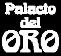 Logo palacio del oro b/n